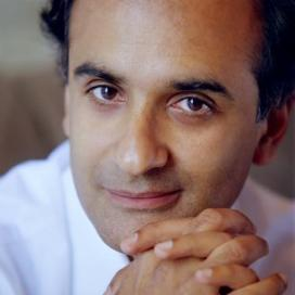 Pico Iyer Photo credit: Alfred A. Knopf/Vintage Books