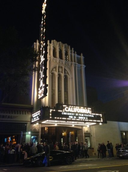 Californai Theatre, San Jose