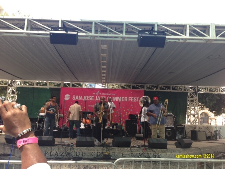 San Jose Jazz Summerfest 2014