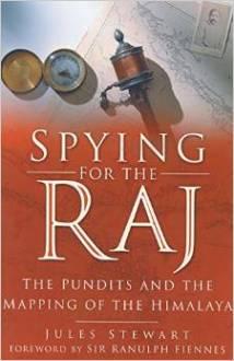 Spying for Raj by Jules Stewart