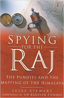 Spying for Raj by Jules Stewart