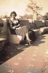 Hoda Dutt, Cairo, 1939