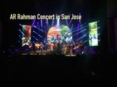 AR Rahman Concert
