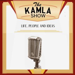 Kamla Show Podcast Art