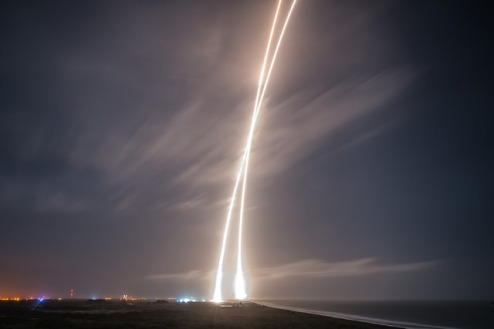 ORBCOMM-2 First-Stage Landing