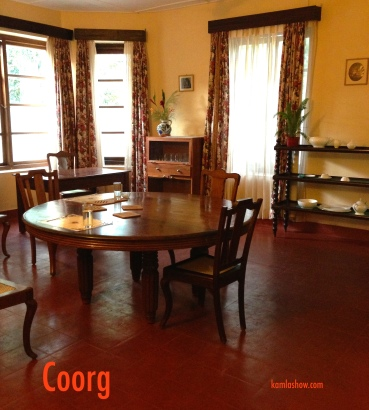 Coorg House