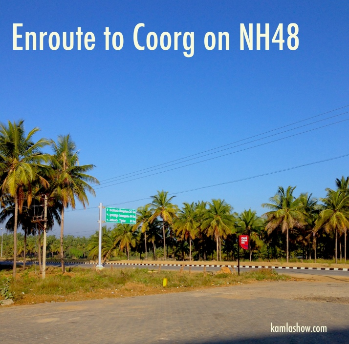 Coorg - NH48