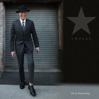 David Bowie pic by Jimmy King