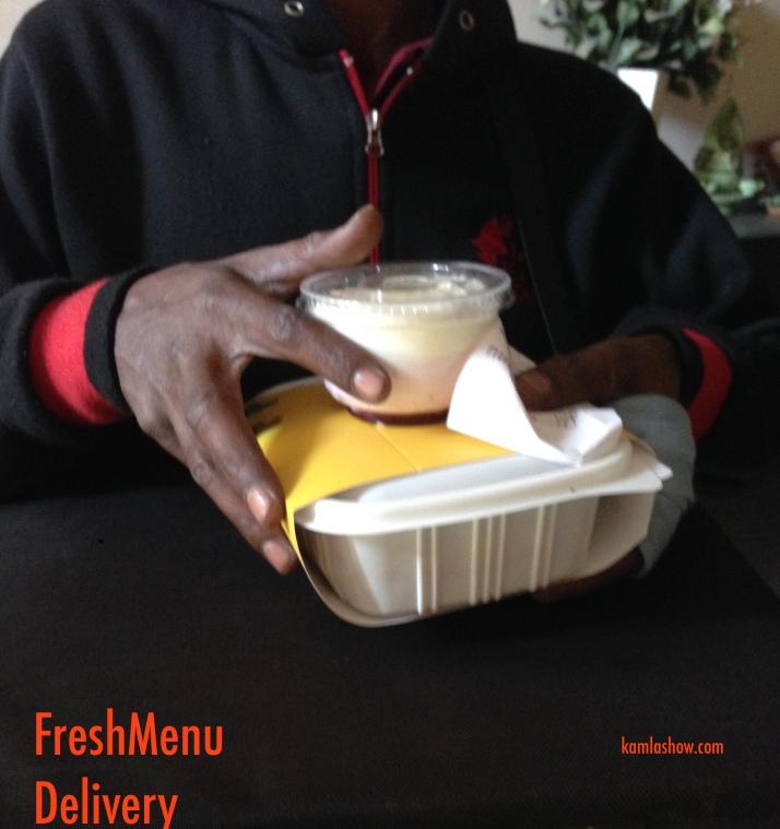 FreshMenu Delivery