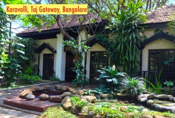 Karavalli Restaurant, Taj Gateway, Bangalore