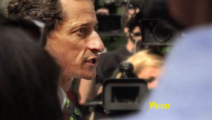 Weiner - a documentary on Anthony Weiner