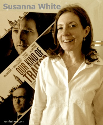 Filmmaker Susanna White on the making of Our Kind of Traitor