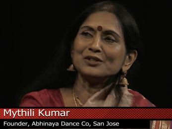 Mythili Kumar, Abinaya Dance Company