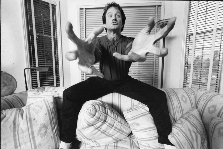 Come Inside My Mind by Marina Zenovich. A documentary on Robin Williams