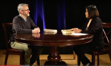 The Kamla Show interview with Jonathan Kauffman on Hippie Food