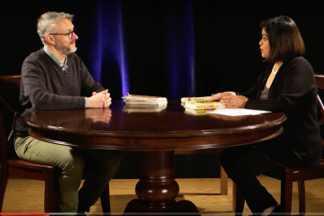 The Kamla Show interview with Jonathan Kauffman on Hippie Food