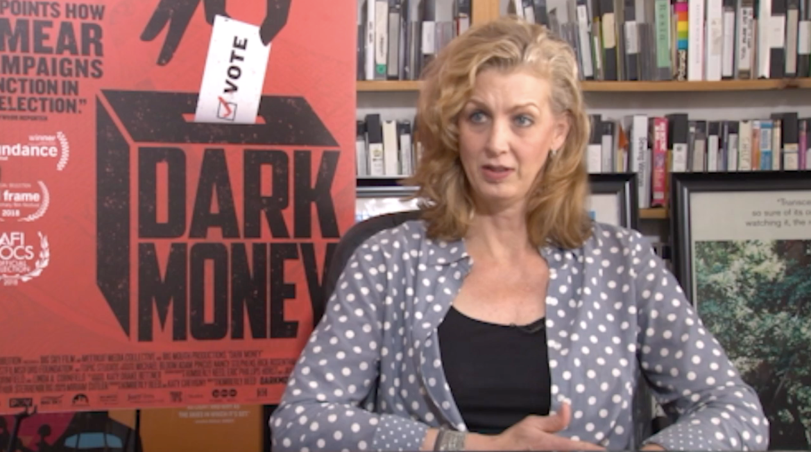 Kimberly Reed on Dark Money