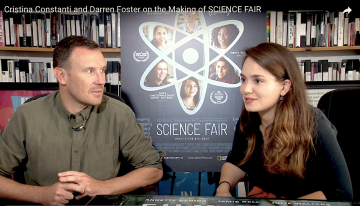 The Kamla Show - Interview with the filmmakers of Science Fair
