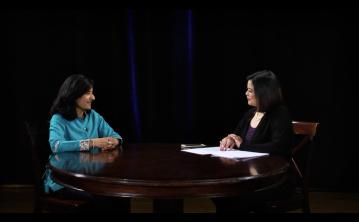 Kamla show- Interview with Shivani Govil