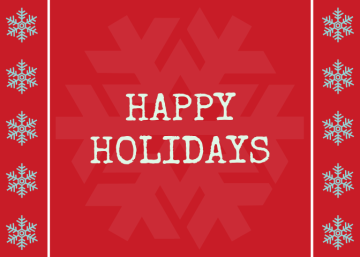 Happy Holidays from The Kamla Show