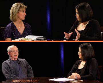 The Kamla Show - Lisa Newman & Tony Misch