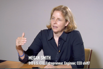 Megan Smith, CEO shift7