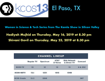 The Kamla Show on KCOS-TV, El Paso PBS Station