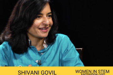 Shivani Govil on The Kamla Show