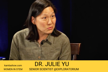 Dr. Julie Yu on The Kamla Show