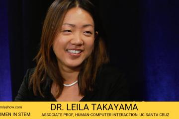 The Kamla Show- Drl Leila Takayama