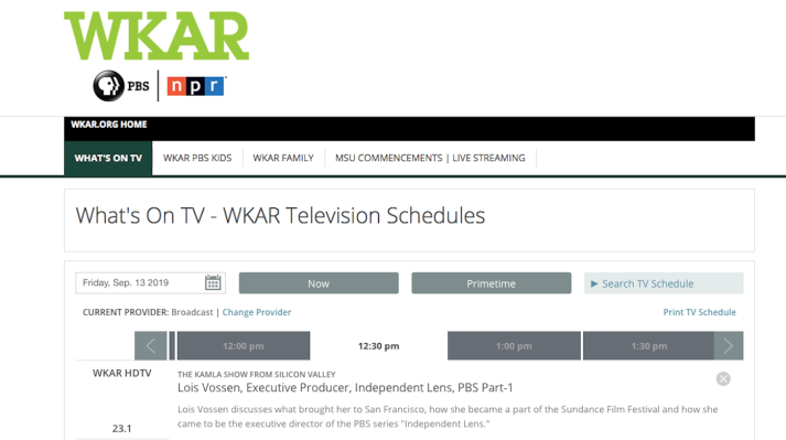 WKAR - The Kamla Show