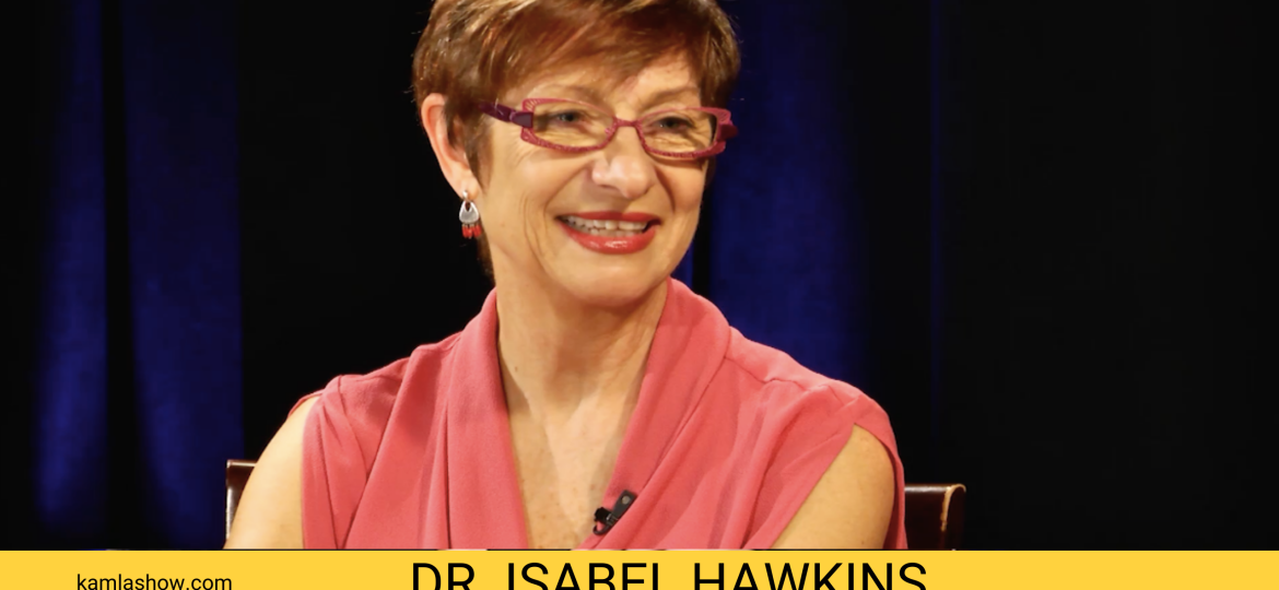 WOMEN IN STEM: DR. ISABEL HAWKINS