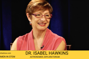 Isabel Hawkins on The Kamla Show