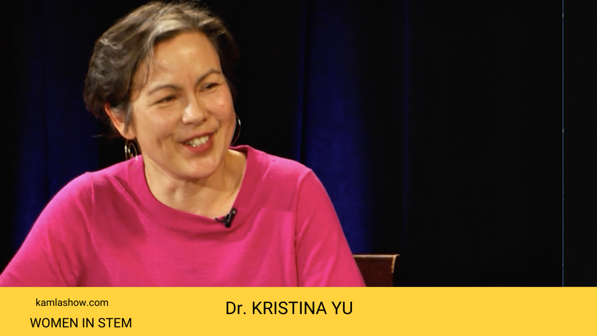 Women in STEM TV Series: Dr Kristina Yu of Exploratorium