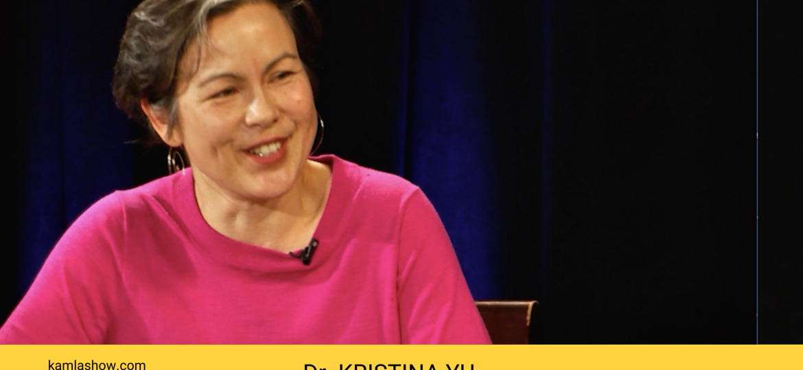WOMEN IN STEM: DR. KRISTINA YU OF EXPLORATORIUM